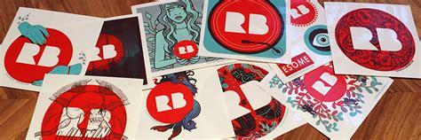 Redbubble Custom Stickers