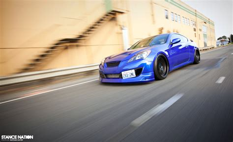 2010 hyundai genesis coupe tuning custom wallpaper