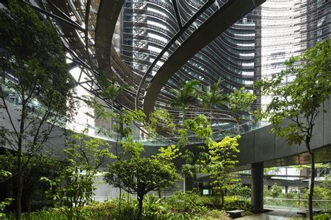 ingenhoven architects marina   singapore floornature