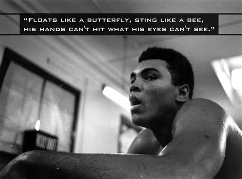 muhammad ali quotes float   butterfly quotesgram