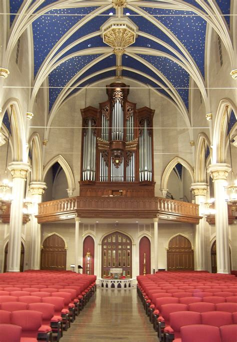 Delightful Assumption Catholic Church #5: Nave_of_the_Cathedral_of_the_Assumption%2C_Louisville%2C_Kentucky.jpg