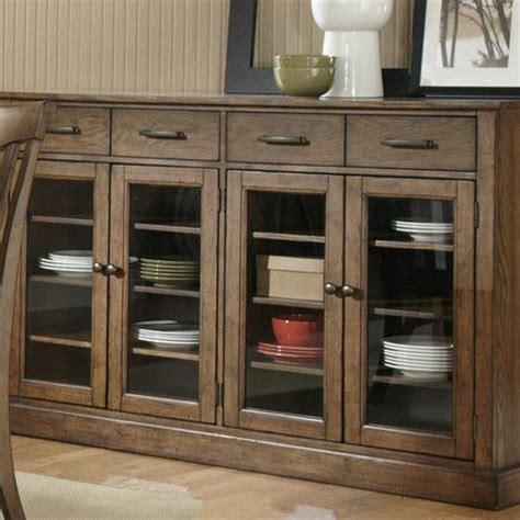 dining room buffet with glass doors 27 best images about home dining areas on barnwood dining table rustic dining