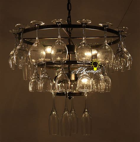 Chandelier Cups Antique Iron And Clear Cups Chandelier Contemporary Chandeliers New York By Lighting