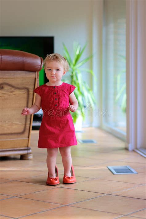 mom walks in on boy dressed as a girl funny as it gets funny toddler girl walks at home in mama s shoes stock