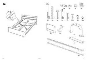 Ikea Toddler Bed Directions Ikea Hopen Bedframe Furniture Manual For Free Now