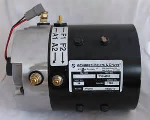 ezgo pds dcs advanced motors 36 48 volt golf cart motor ev6 4001 de2 4007 new ebay