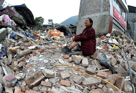 earthquake china sichuan earthquake recovery the atlantic