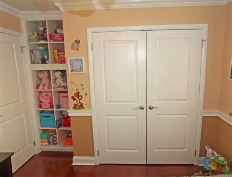 Bedroom Closet Door Ideas Swinging Closet Doors For Bedrooms We Own Blackacre Before And After Replacing Bi Fold 1000