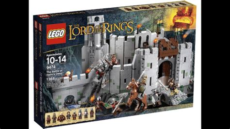 Lego Lord Of The Rings Lotr Hobbit 30211 Uruk Hai Orc With Ballist top 10 lego lord of the rings and the hobbit sets