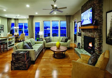 Renaissance Living Room by Move In Ready Inventory Home In Regency At Palisades