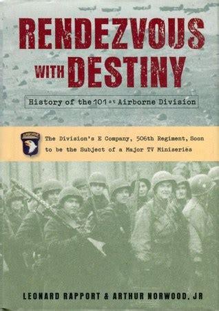 rendezvous  destiny history   st airborne