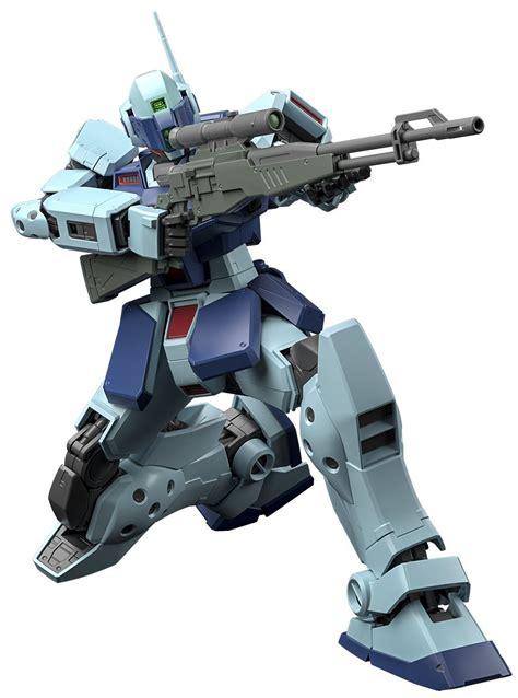 Hguc Gm Sniper Ii By Hobby Japan bandai hobby mg 1 100 gm sniper ii gundam 0080