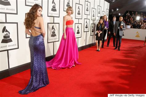 Hollyscoop Post Grammy Coverage by Grammy Awards 2016 And Selena Gomez An