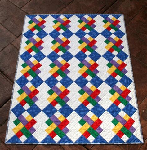 Baby Quilt Patterns by Let S Play Baby Quilt By Karin V Craftsy