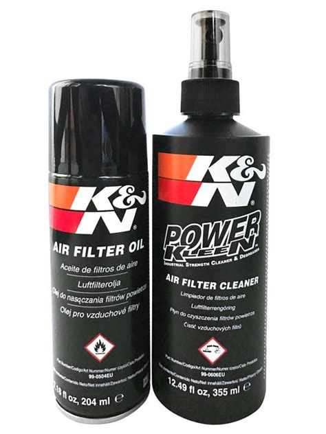 Kn Cleaning Kit 99 5000eu k n filter cleaning kits and accessories