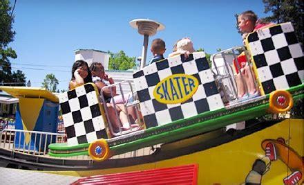 theme park groupon amusement park lakeside amusement park groupon