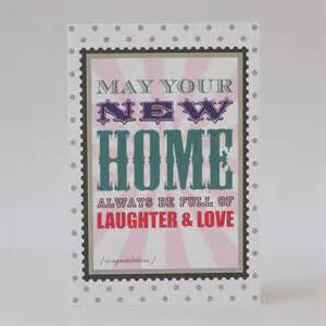card for new home new home card by dimitria notonthehighstreet