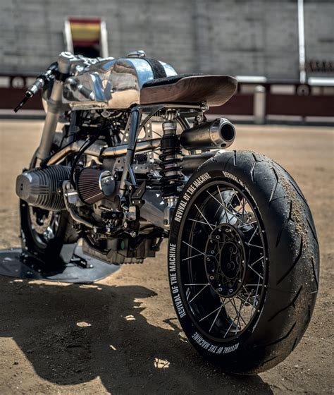 Bmw R100rs Tieferlegen by Revival Of The Machine Bmw R100rs