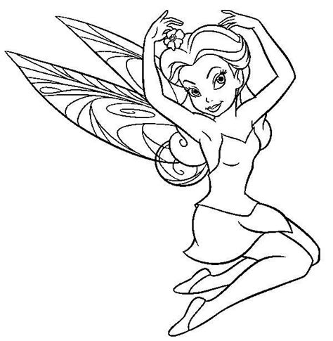 rosetta fairy coloring page coloring page here home pixie charming rosetta in pixie