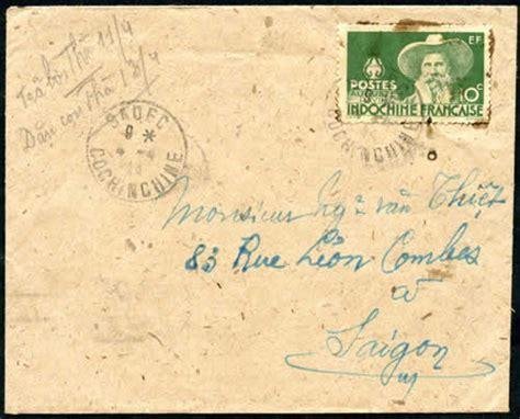 cts pavia le courrier int 233 rieur en indochine 1939 1945
