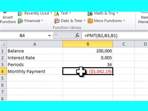 Credit Card Emi Calculation Formula In Excel How To Calculate A Monthly Payment In Excel 12 Steps