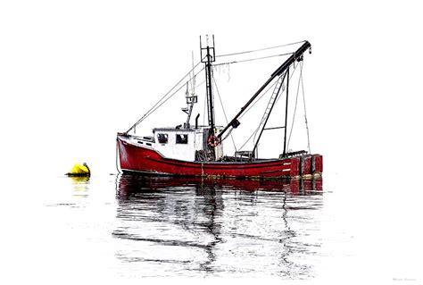 american fishing boat names no name fishing boat photograph by marty saccone
