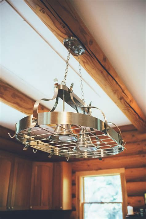 Log Cabin Light Fixtures Log Cabin Home Tour Kitchen Dining Room