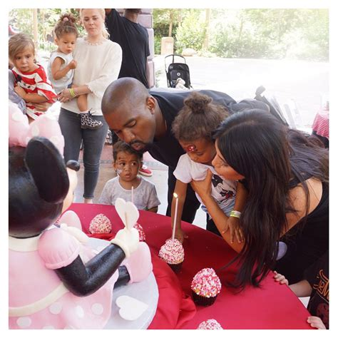 kim kardashian north west birthday party kim kardashian shares photos from north west s birthday