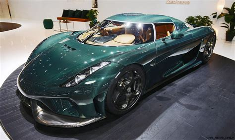 koenigsegg concept cars hypergallery 2017 koenigsegg regera in 33 new photos