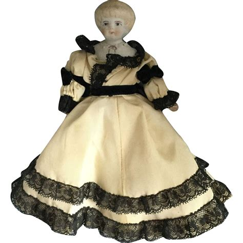 parian doll miniature parian doll from shirleydoll on ruby