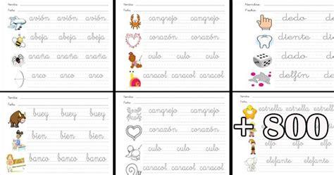 actividades para ni os de cuarto de primaria caligraf 237 a para ni 241 os de primaria en pdf portal de educaci 243 n