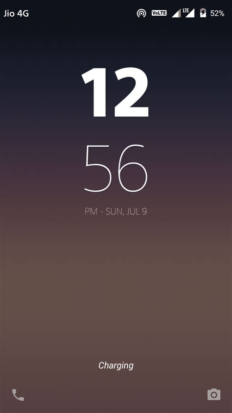 xperia lock screen pattern get the xperia lockscreen clock on your handset with this