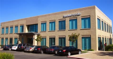 Boost Mobile Office boost mobile corporate office headquarters hq