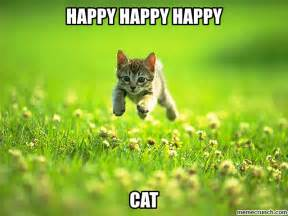 Cat Pictures Meme - happy cat