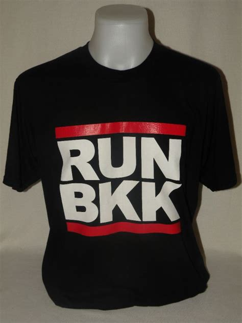 T Shirt Bangkok Ori M Size t shirt bangkok run bkk gr 246 223 e m l xl in black