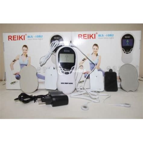 Pijat Pelangsing Reiki alat terapi stroke reiki elektrik untuk kesehatan dan