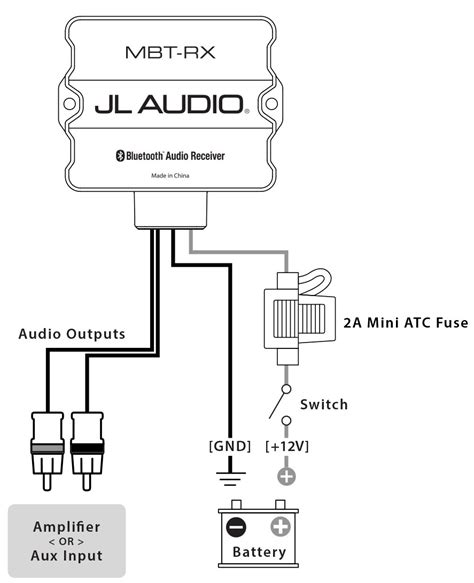 jl audio wiring diagram efcaviation