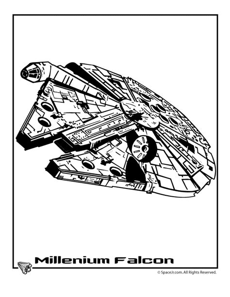 star wars ships coloring pages images