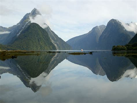 Landscape Photography New Zealand South Island South Island Wallpaper