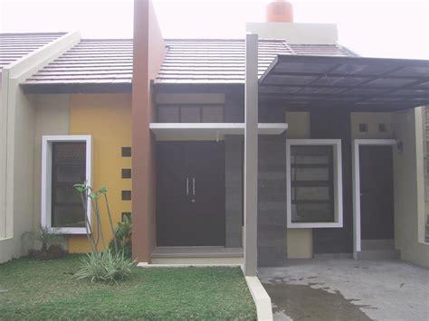desain lu depan rumah dapatkan gambar desain dan denah rumah minimalis type 36