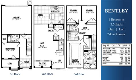 bentley floor plans dr horton homes east park lake nona