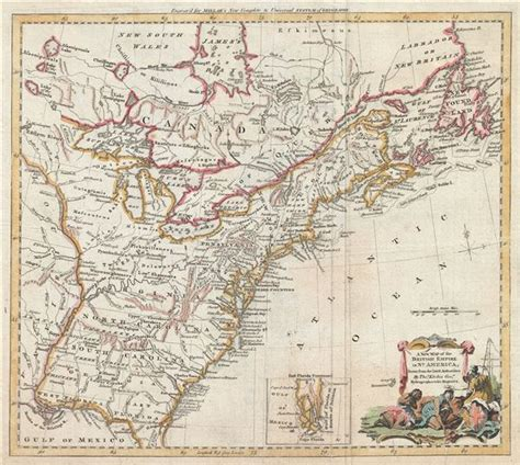 map of the united states empire a new map of the british empire in nth america
