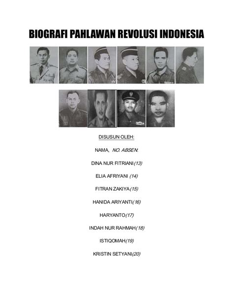 biography about kapitan pattimura biografi pahlawan revolusi indonesia