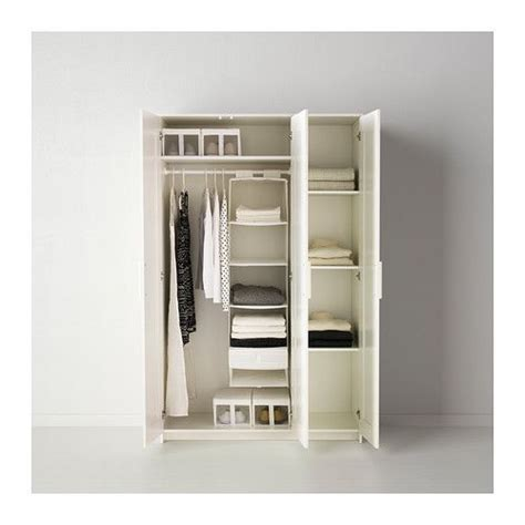 ikea brimnes armoire brimnes wardrobe with 3 doors white