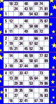 printable bingo tickets uk b i n g o