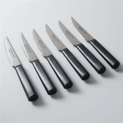 kendo knife block in cb japanese steel set of 15