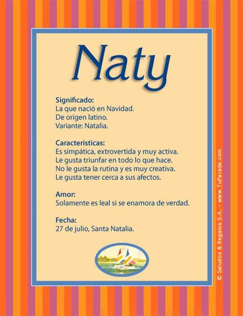 imagenes de feliz cumpleaños naty naty n tarjetas
