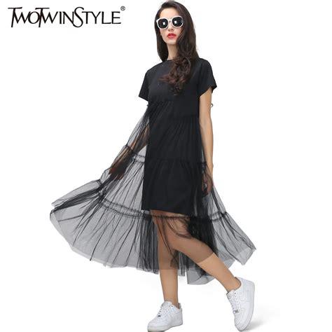 Korea Dress Shania Black Size L summer korean dress for coolstuffkorea shop korean fashion