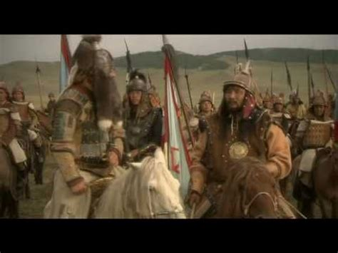 genghis khan new world encyclopedia genghis khan mongol empire 3of6 with movie and music