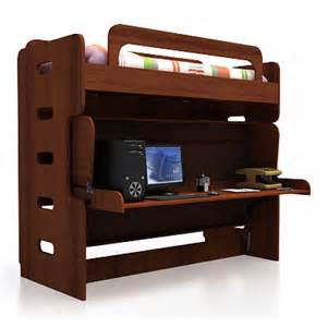 Bunk Bed Without Bottom Bunk Hiddenbed Bunk Without Stair Unit